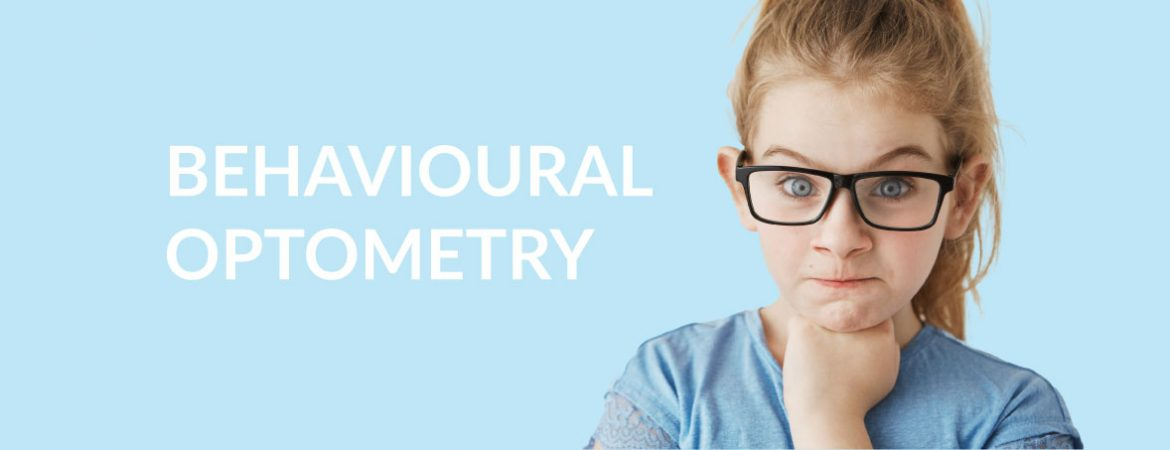 Behavioural optometry